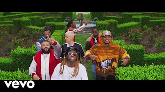 DJ Khaled ft Justin Bieber, Quavo, Chance the Rapper, Lil Wayne - I'm The One
